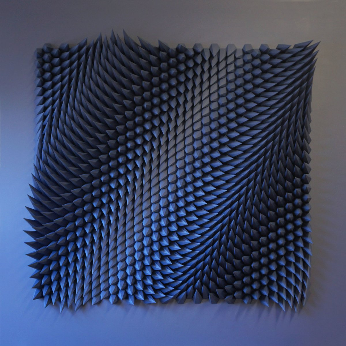 Paper Engineering Sculpt'About: Matt Shlian